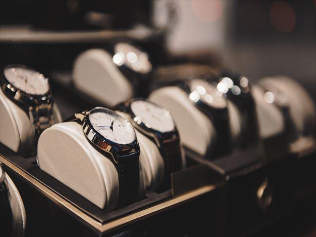 ファッションに合う時計の選び方のポイントとは
